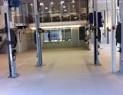 garage-werkplaatsvloer