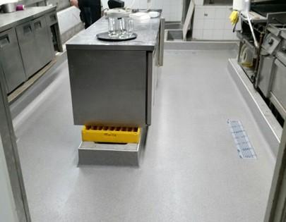 keukenvloer plint