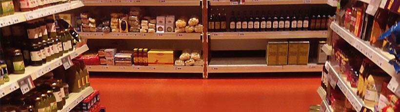 supermarktvloeren
