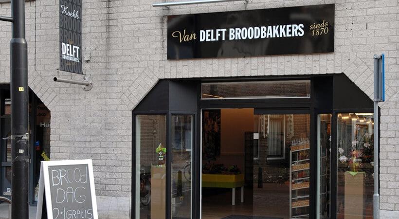 Bakkerij van Delft
