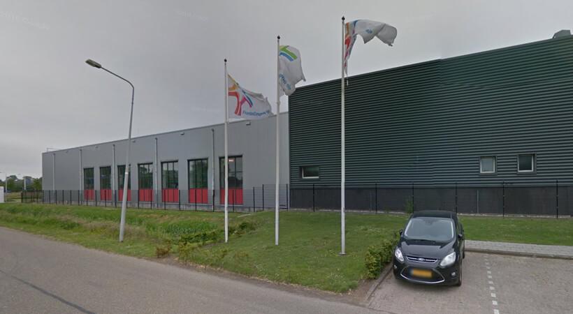 Bedrijfsvloer Friesland Campina