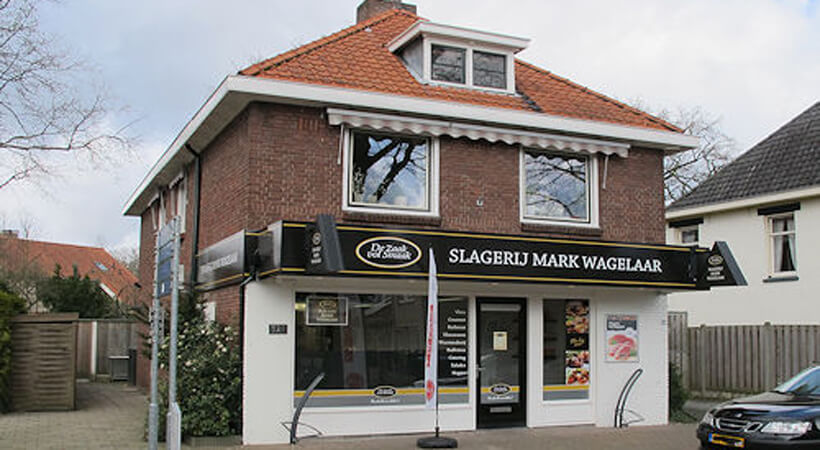 Slagerij Wagelaar Enschede