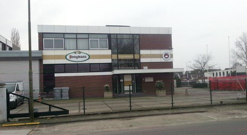 bedrijfsvloer Zoetermeer