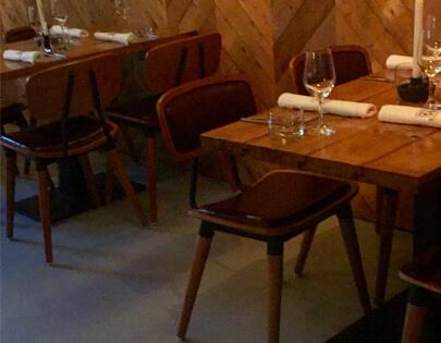 Horecavloer restaurant