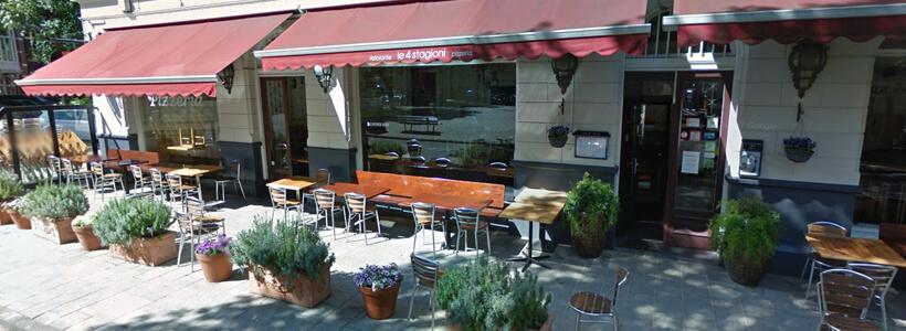 Restaurantvloer Amsterdam
