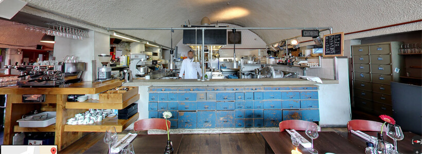 restaurantvloer rotterdam