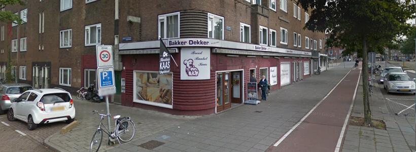 Bakkerijvloer Amsterdam
