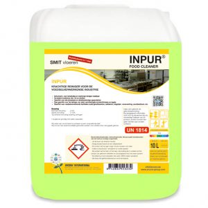 inpur food cleaner